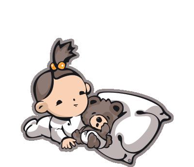 Пъзел на бебешкия сън
